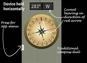 Accurate Compass Android App User Guide