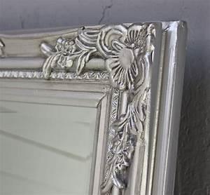 Wandspiegel Silber Groß : standspiegel silber antik ~ Whattoseeinmadrid.com Haus und Dekorationen