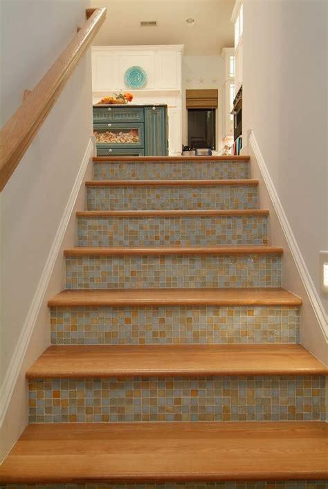ideas  tile  stairs  pinterest custom