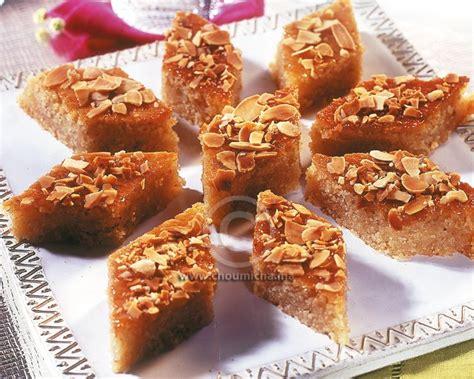 cuisine marocaine choumicha gateaux recette basboussa 224 la noix de coco
