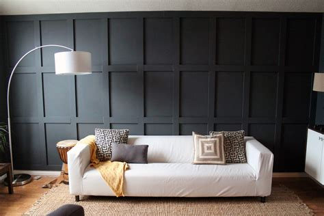 panel diy living room