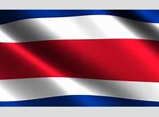 National Flag of Costa Rica Costa Rica National Flag