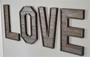 32 small woodworking projects diy to make for Making wooden letters