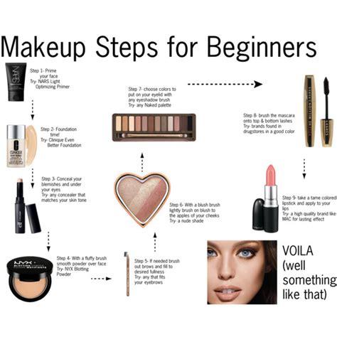 Steps To Putting On Face Makeup Makeup Wordplaysalon