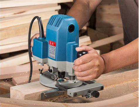 mm electric wood router  woodworking machine