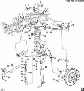 Chevrolet Trailblazer Clamp  Stabilizer Shaft   Pack Of 5