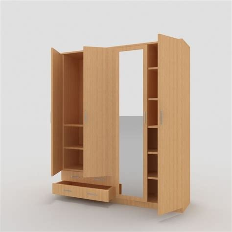 Cupboard Models For by Cupboard 1 Free 3d Model Max Obj 3ds Fbx Cgtrader