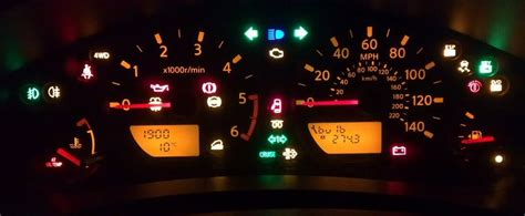 Automobile Warning Lights, Don't Panic Call Wise Auto Clinic