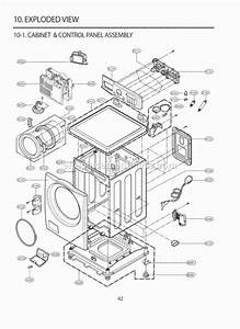 Lg Residential Washer
