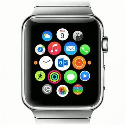 Microsoft Outlook Apple Apps Sistemas Smartwatches Operativos