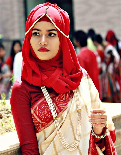 hijab styles  muslim woman   world