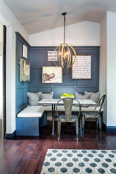 kitchen nook lighting ideas traditional with an industrial twist breakfast nook with 5420