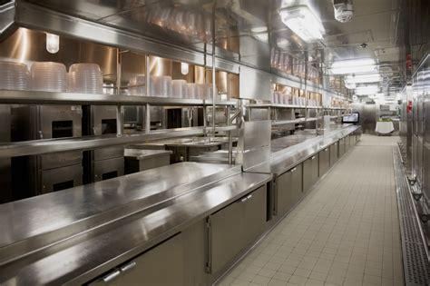 kitchen restaurant kitchens comar castle Industrial