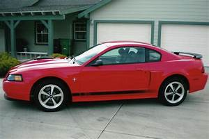 2003 FORD MUSTANG MACH 1 COUPE - 96477