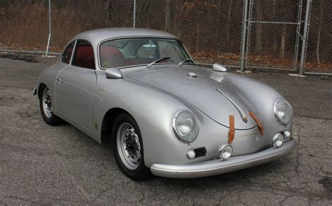 Replica Porche 356 by Porsche 356a Replica For Sale On Bat Auctions Sold For