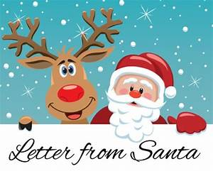 buytopia deluxe santa package With personalized letter from santa claus from rudolph express