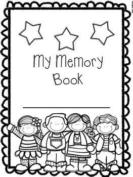 year memory book  preschool pre