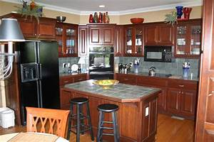 12 collection of kitchen wall colors with dark brown cabinets With kitchen cabinets lowes with brown and grey wall art