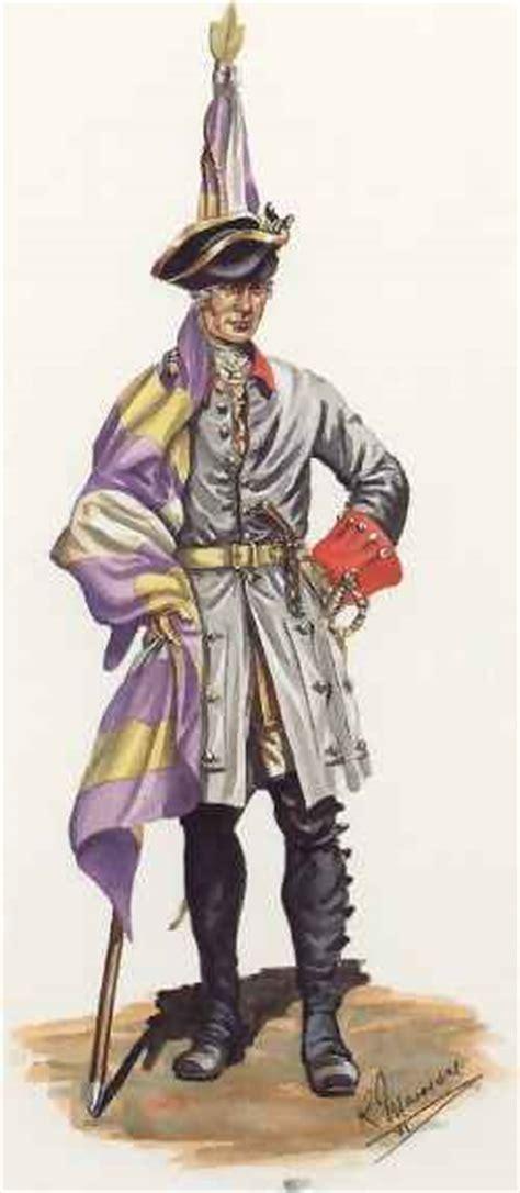 french  indian war le regiment de berry history