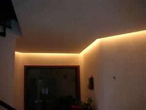 Eclairage Indirect Plafond : eclairage indirect de faux plafond 7 messages ~ Melissatoandfro.com Idées de Décoration