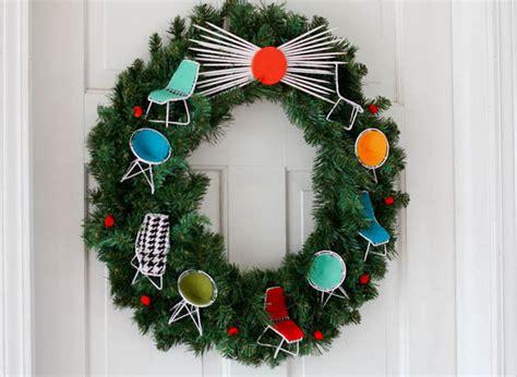 holiday craft ideas modern furniture embedded holiday