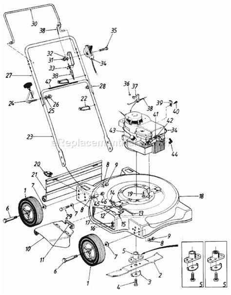 Dorable Yard Man Riding Mower Wiring Diagram Gallery - Schematic ...