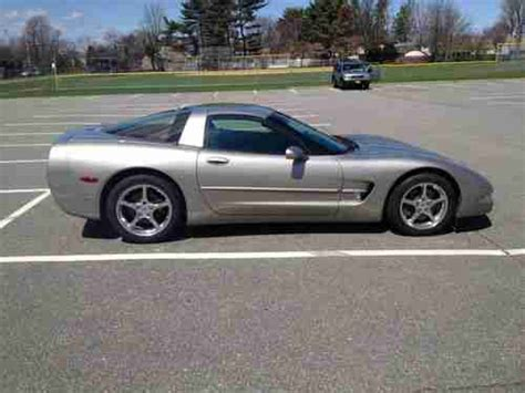 airbag deployment 2001 chevrolet corvette transmission control find used 2001 corvette coupe 6 speed 25k miles pewter mettalic light oak in levittown