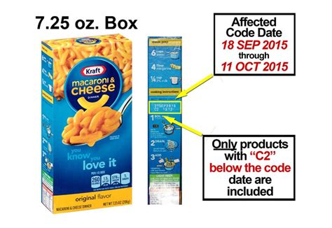 kraft foods si e social kraft recalls 6 5 million boxes of mac and cheese that