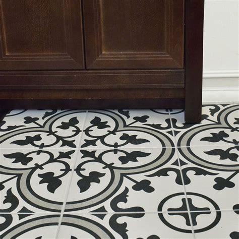 Fliesen Schwarz Weiß Muster by Vintage Fliesen Verleihen Jedem Raum Einen Individuellen