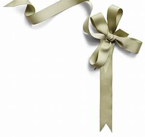 Silver Ribbon Bow | Black Models Picture