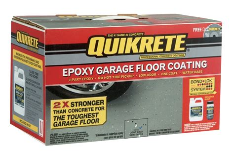 Quikrete Garage Floor Epoxy by Epoxy Garage Floor Quikrete Epoxy Garage Floor Paint