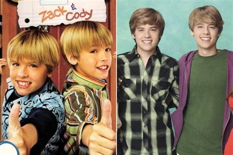 dylan and cole sprouse the suite life of zack cody