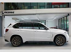 22 Inch Forged HCS02 Wheels Tuning BMW 5 F15 SUV 6