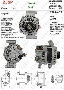 China Mitsubishi Alternator Zja