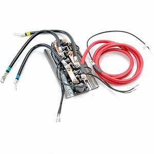 Warn 39967 Replacement 12v Solenoid Control For Xd9000i
