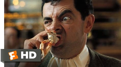 mr bean cuisine mr bean 39 s 1 10 clip seafood dinner