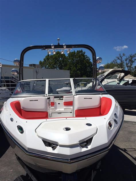 Used Sea Doo Boats by 2012 Used Sea Doo 21 Wakesetter21 Wakesetter Jet Boat For
