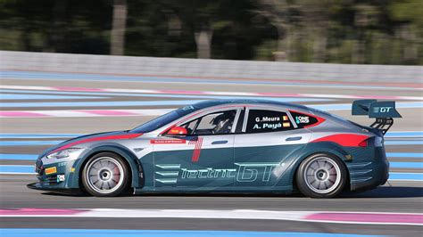Tesla Racing Series by Tesla Racing Series Electric Cars Get The Green Light