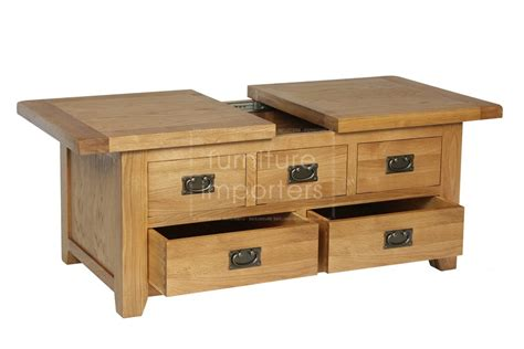 Buy Coffee Tables With Storage by Square Oak Coffee Tables Coffee Table Ideas