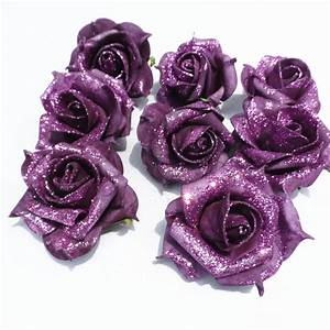 Shop Popular Artificial Glitter Flowers from China