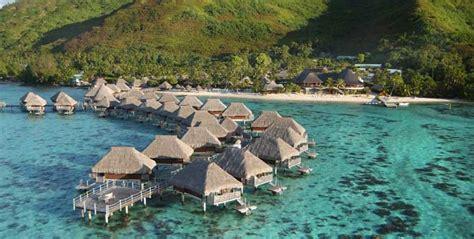 hilton moorea lagoon resort  spa overwater bungalows