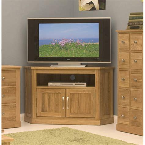 Tv Ecke Gestalten by Artisan Corner Television Cabinet In Oak 8876 Furniture In