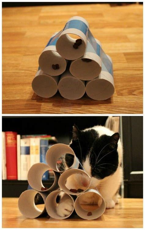 katzenspielzeug basteln ideen кatzenspielzeug selber machen 65 prickelnde ideen und
