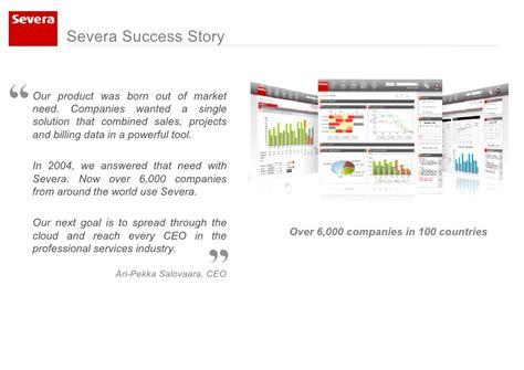 severa  crm project portfolio management  quick
