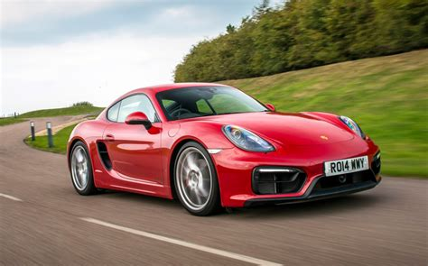 The Clarkson Review Porsche Cayman Gts (2015