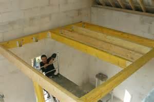 plancher bois cuisine plancher mezzanine meilleures images d 39 inspiration pour