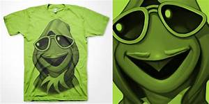 Hermit the Frog - T-shirt design by Frenden - Mintees