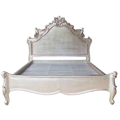 silver bed frame bed silver bed frame home interior design