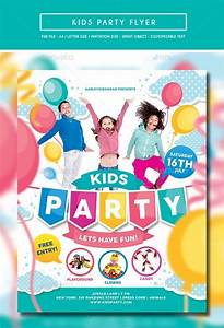 Halloween Party Flyer Free 8 Kid 39 S Party Flyer Designs In Psd Ai Vector Eps