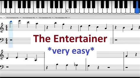 Our chord based, modern method will have you playing piano in a flash! free printable piano sheet music for beginners with letters That are Hilaire | Bates Blog